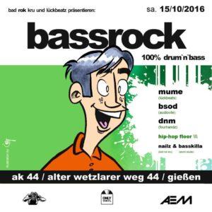 Bassrock-Party