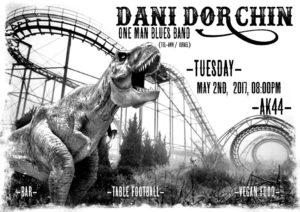 Dani Dorchin - One Man Blues Band